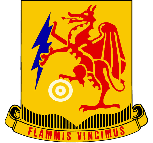 Red Dragons Veterans Association Home Page Return Icon